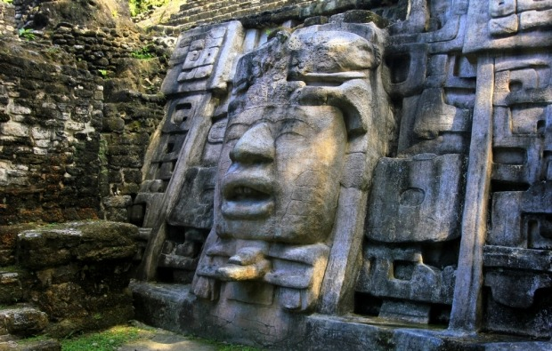 Belize: About 39.2 million people visit neighbouring Mexico each year, while just 427,000 make it to Belize. Which, ...