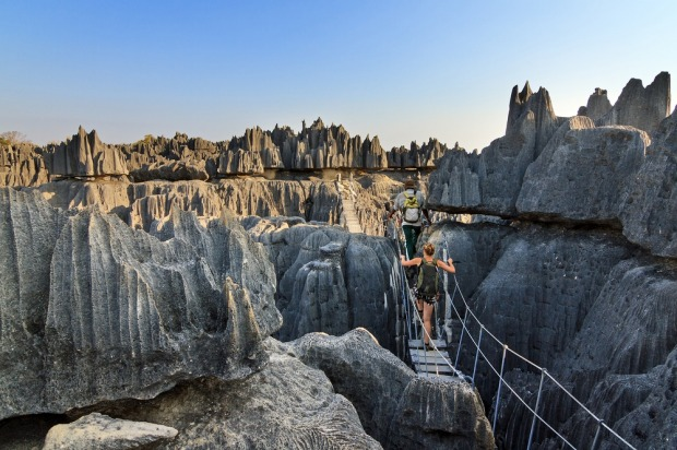 With landscapes that quickly switch from rainforest to desert and rice paddies to karst, the tourism potential of the ...