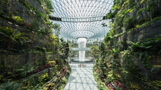 Changi's new development is undoubtedly stunning and fun.