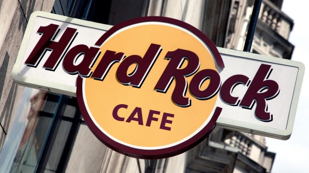 This was the first Hard Rock to open in the world.