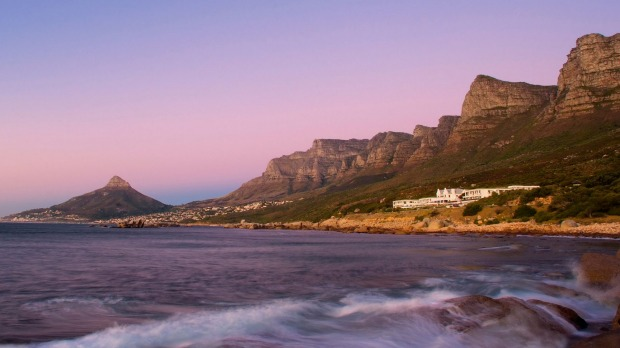 The Twelve Apostles Hotel is in a spectacular location.