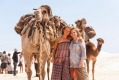 Robyn Davidson's nine-month journey across Australia's deserted centre – in the company of just four camels and a dog – ...