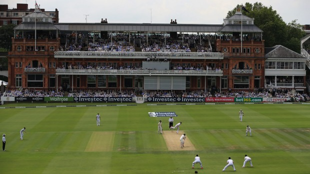 Lord's, the home of cricket.
