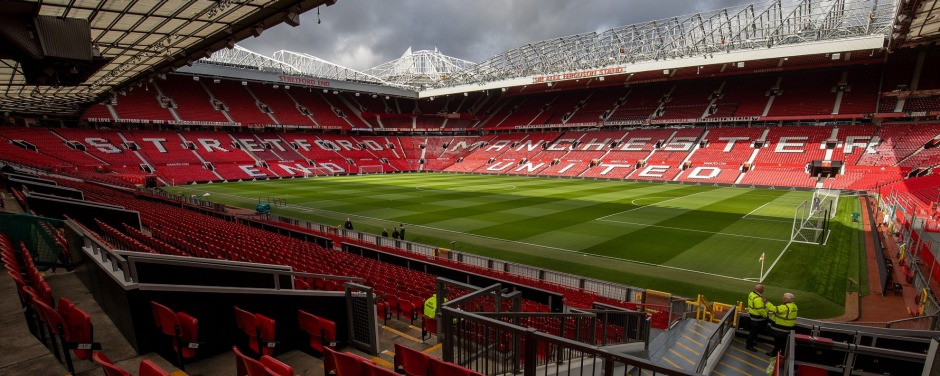 A general view of the pitch prior to the match. satapr20sixbest six of the bestBritish sporting pilgrimage sites ; ...