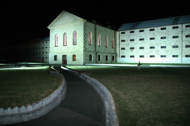 Fremantle Prison: One of the convict-era World Heritage sites, the Fremantle Prison sits slightly back from the ...