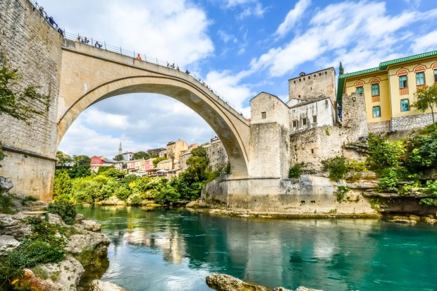 Stari Most, Mostar: Destroyed in the Balkan Wars of the 1990s, the original Stari Most was one of the world's most ...