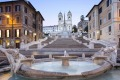 The De la Ville is within a stone's throw of the Spanish Steps.