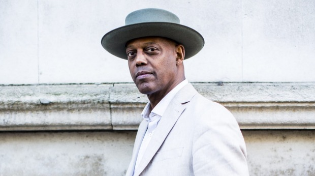 Two-time Grammy-nominated artist Eric Bibb.