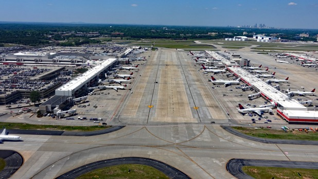 With more than 100 million passengers passing through annually, this is the world's busiest airport.