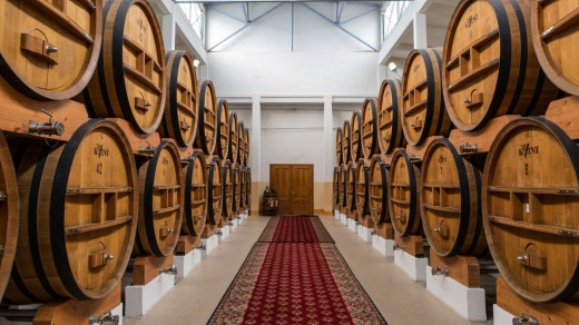Tiny Moldova has been producing wines for 3000 years, making it one of the oldest wine cultures in the world.