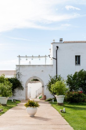 MASSERIE  A masseria is a traditional farmhouse of the region, once the centre of a substantial estate that would ...