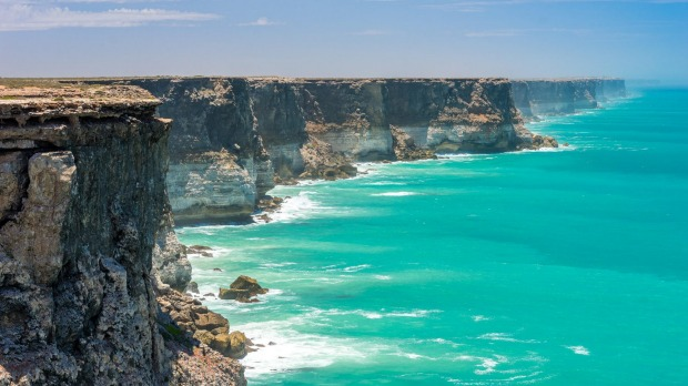 See where Australia splits: Head of Bight is the apex of the Great Australian Bight, and the views from the boardwalk ...