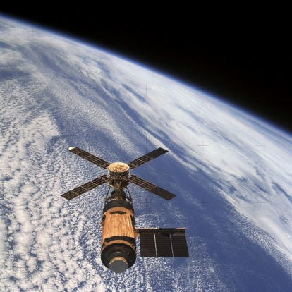 Seek out Skylab: In 1979, the Skylab space station crashing to earth was big news – what if it hit a major city? In the ...