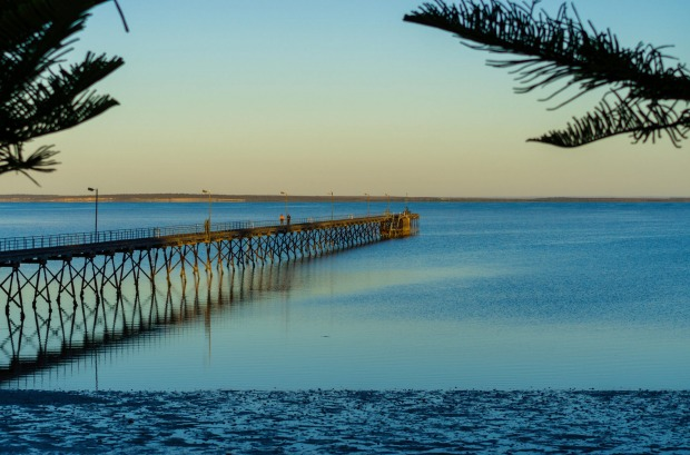 Watch whales: With gorgeous dunes at the back, a seaside setting and a couple of cafés, Fowler's Bay is probably the ...
