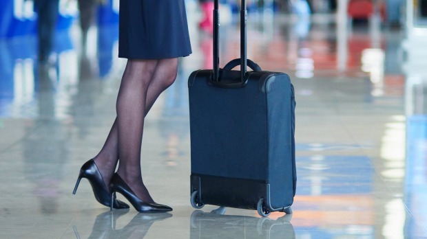 Norwegian Air flight attendants will be required to wear heels at all times when not on board a plane as part of their ...