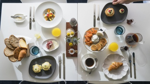 The Miro has spurned the traditional breakfast buffet in favour of a la carte options.