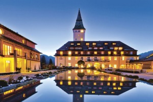 Schloss Elmau never slips into the pretensions of many luxury hotels, yet it's one of Europe's best.