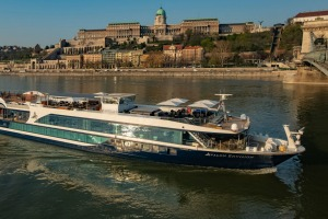 Avalon Envision cruises the Danube.
