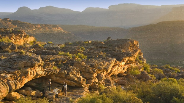 Rugged beauty: South Africa's Cederberg region.
