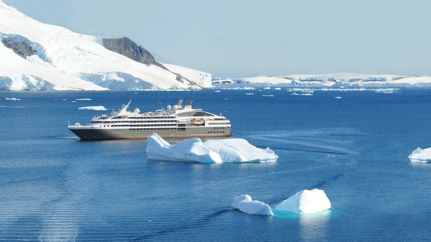 Cruise the iconic North West and Arctic.