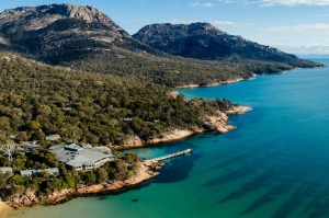 Freycinet Lodge, Tasmania, The myriad attractions of the peninsula are just outside your front door.