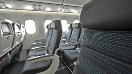At just 17 inches wide and with just 30 inches of pitch, Air Canada's Dreamliner features some of the tightest economy ...