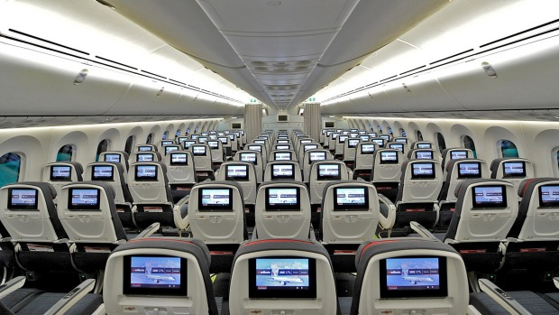 Airline review: Air Canada Boeing 787-9 Dreamliner, economy class ...