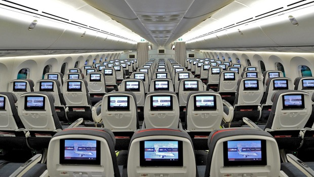 Airlines may need to keep middle seats empty in order to maintain social distancing during the COVID-19 outbreak.