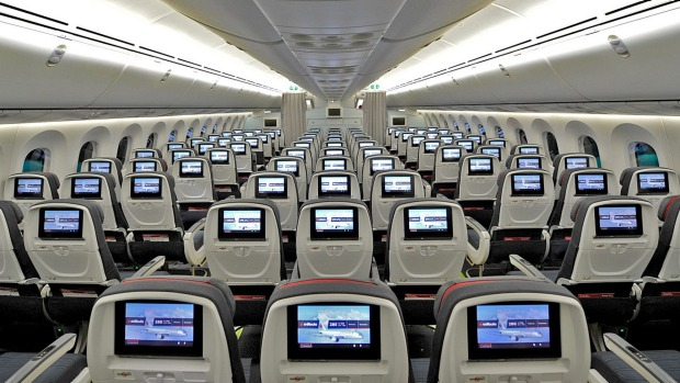 Airline review: Air Canada Boeing 787-9 Dreamliner, economy class
