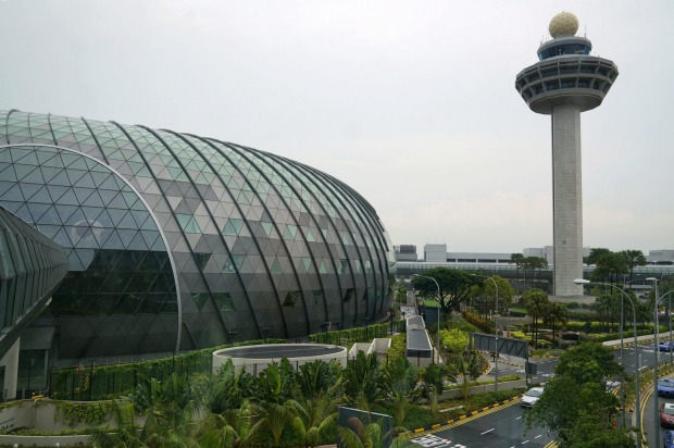 The $1.78 billion Jewel complex at Changi Airport was eight years in the making. An army of workers and technicians ...