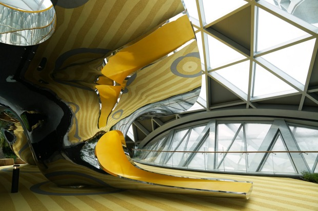 Literally Jewel's crowning glory – a top-floor full of fun – Canopy Park is set to open in June and will be a super ...