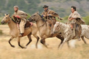 There are no finer horsemen than the gauchos of Patagonia.