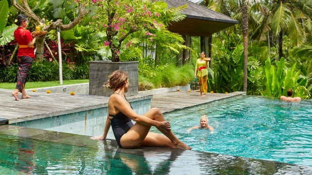 Bliss Sanctuary for Women, Ubud, Bali.