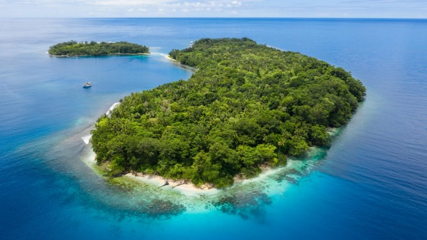 Our closest neighbour, Papua New Guinea, is the world's most ''undertouristed'' country, according to its tourism ...