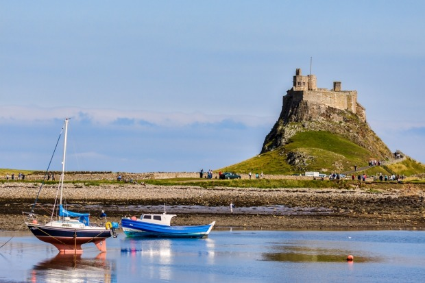 Holy Island, Northumberland: The birthplace of Christianity in Britain feels like it should be a lot more mystical than ...