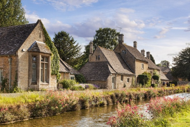 The Cotswolds: The Cotswolds are a model of undramatic, quaint Englishness – all honey-coloured cottages, and neatly ...