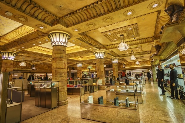Harrod's, London: A dishonourable mention on the shopping front can be extended to London's Oxford Street, which is ...