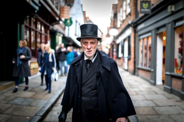 Ghost tours: Pretty much any city that has more than two visitors a year has someone who'll lead a tour group every ...