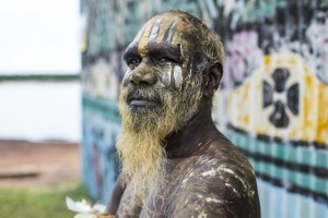 Indigenous culture on Tiwi Islands.