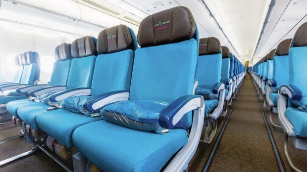 For an extra $AU165 per sector between Australia and Hawaii, Extra Comfort is good value.