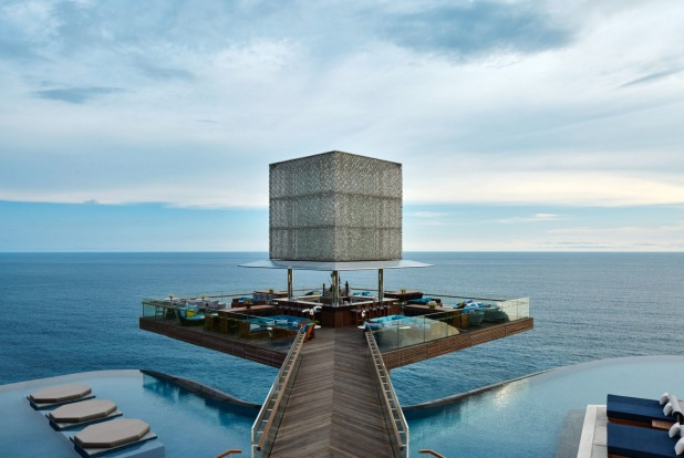 OMNIA. The jet set's new favourite is the dramatic, adults-only Omnia in Uluwatu. You're deep in Instagram Land here, so ...