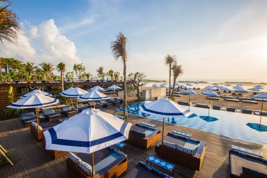 MANARAI BEACH HOUSE  Baliphiles will know this Nusa Dua patch as the former Nikki Beach Bali. It is one big club, taking ...