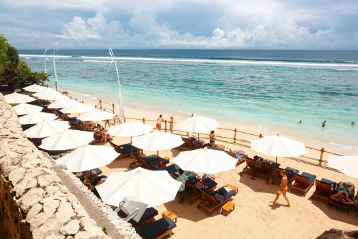 SUNDAYS BEACH CLUB  This family-friendly beach at Ungasan is known to old Bali hands as Finns' Beach Club and it's next ...