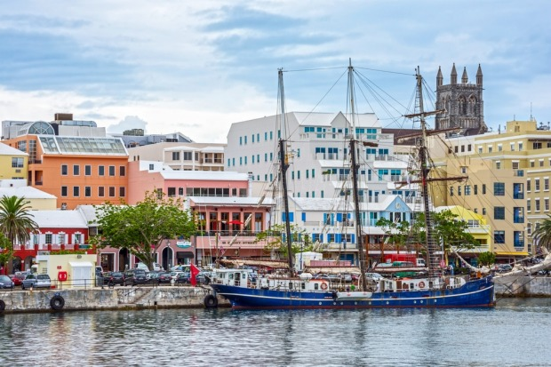 Hamilton: Playing host to about 1,000 of Bermuda's 65,000-strong population, Hamilton does have a few easy-on-the-eye ...