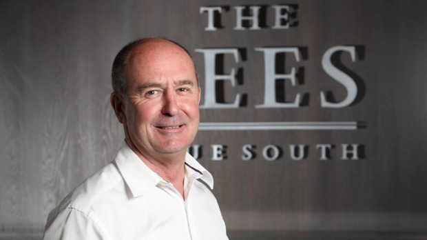 Chief executive at The Rees Hotel Queenstown, Mark Rose, is also a trained chef.