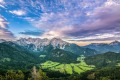 """Vila Planinka, Slovenia's new alpine retreat,  is said to be surrounded by """"four natural energy points""""."""
