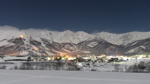 The snow at Japan's Hakuba Valley is not quite as dry as the legendary powder in Niseko but it's not far behind.