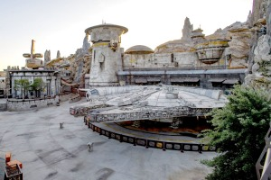 Star Wars: Galaxy's Edge is ready to open at Disneyland in Anaheim, California.