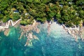 The newest luxury resort in the world, Six Senses Krabey Island, sits on a pristine, jungle-covered 12-hectare private ...