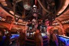 The inside of Oga's Cantina.